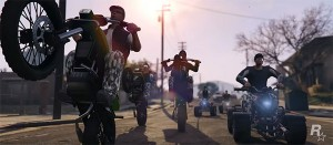 GTA 5 Releases Biker DLC