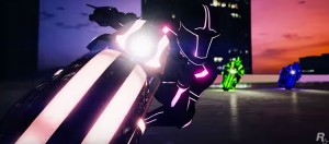 "GTA 5 Shotaro Bike Featured in New ""Tron-ish"" Deadline Mode"