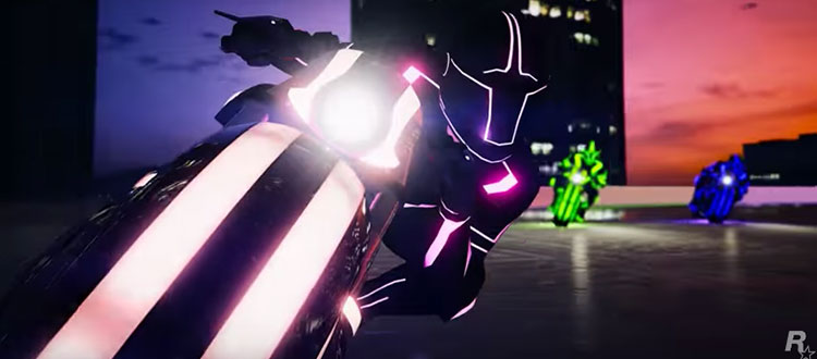 gta tron bike