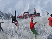 Winter is Here! How To Pick Up Snowballs in GTA 5