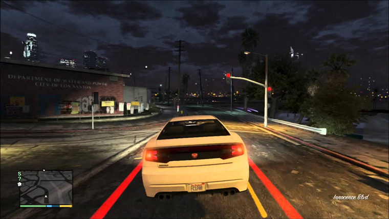 Ability Recharge GTA Cheat