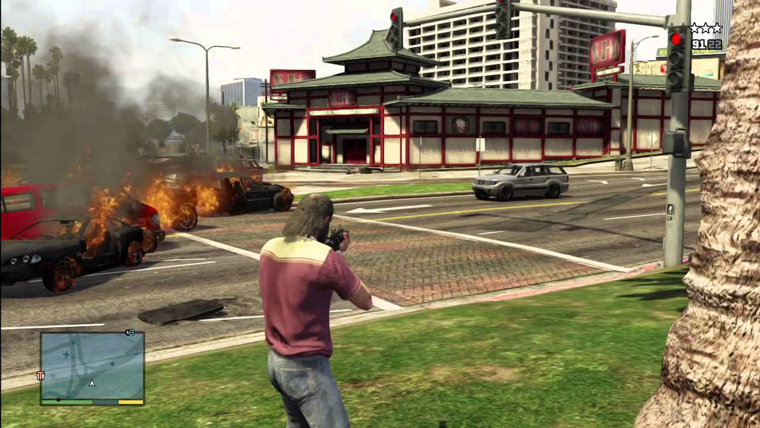 Bang Bang/ Explosive Bullets GTA Cheat