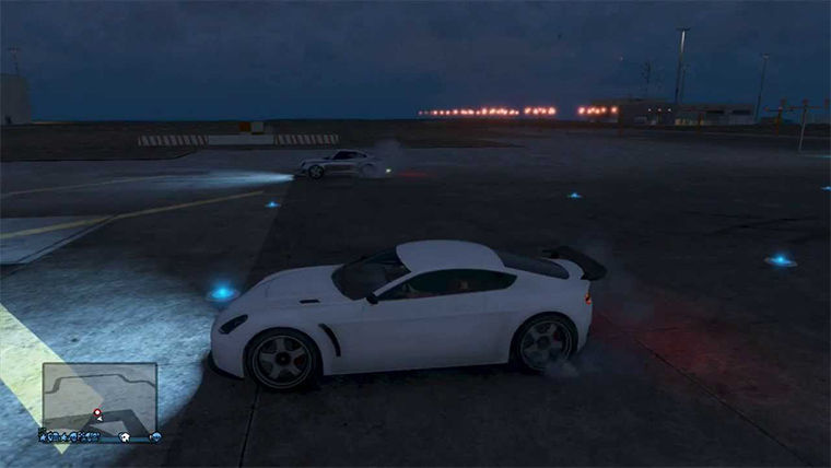 Spawn Rapid GT GTA Cheat