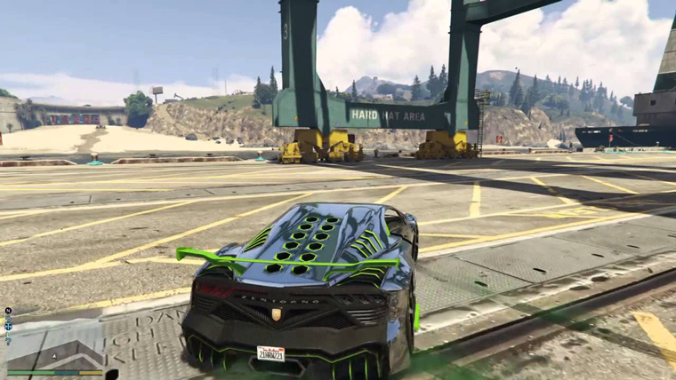 Slidey Cars GTA Cheat - GTA Central