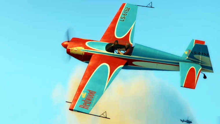 Spawn Stunt Plane GTA Cheat