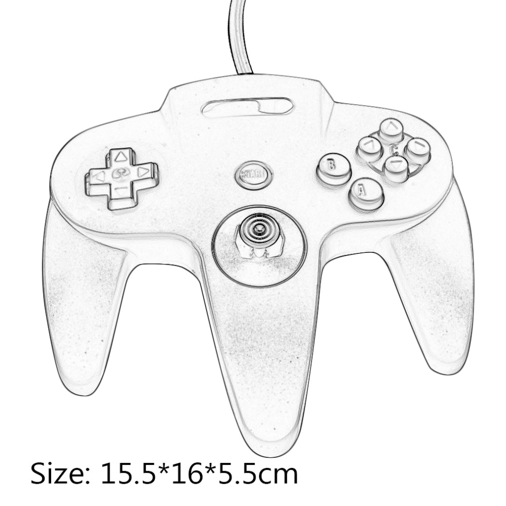 N64 Wired Pc Controller Gta Central