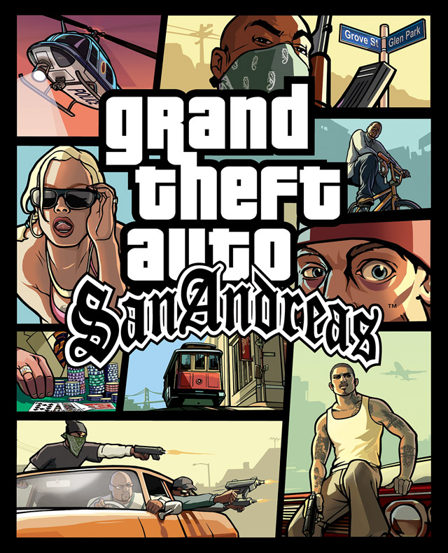 GTA San Andreas Cheats & Game Guide